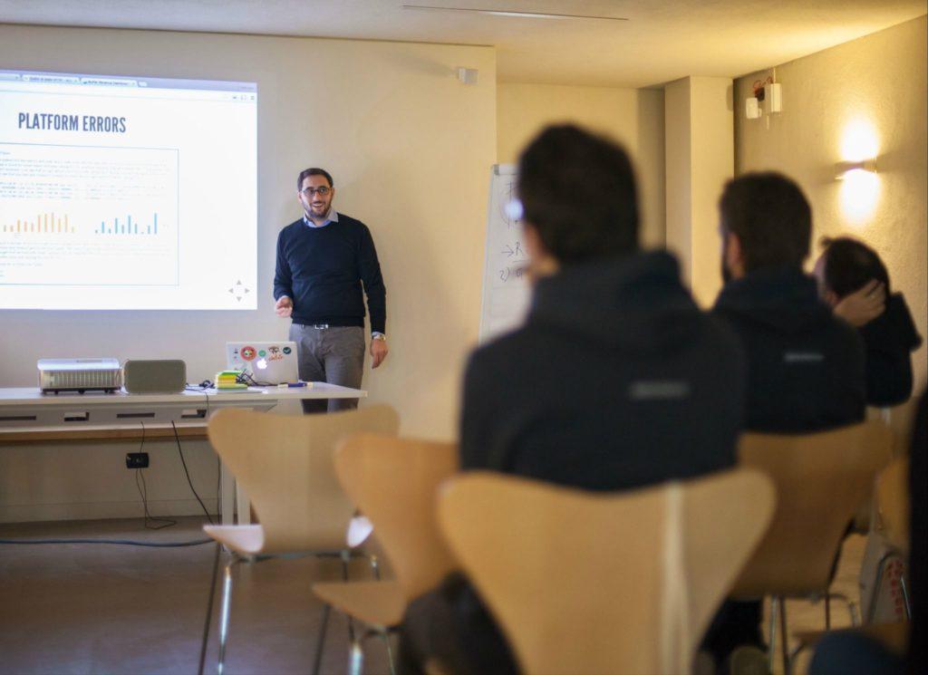 Digital Bootcamp class